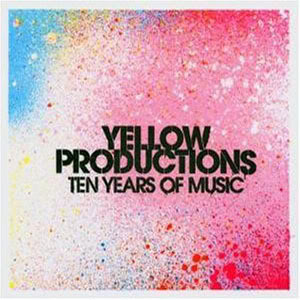 20080421 Various Artists Yellow Pro - Любимый цвет - желтый