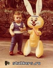 482 original - Заяц из детства