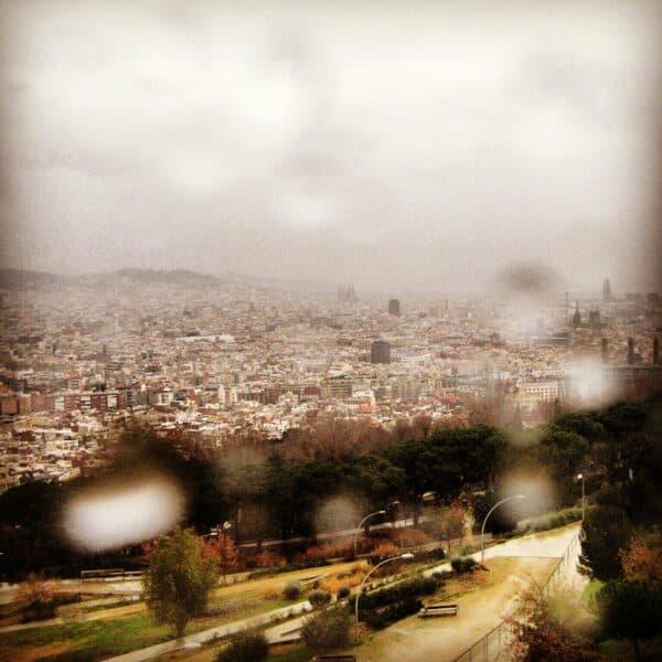Дождь во сне