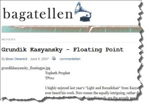 08 04 2014 18 24 53 - Bagatellen, Grundik Kasyansky - Floating Point, 2007