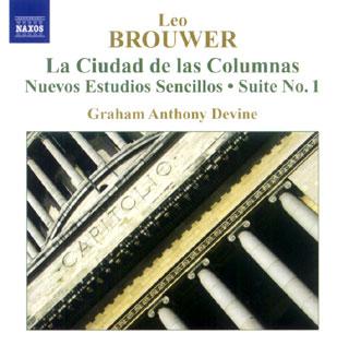 2i9jrr5 Leo Brouwer   La ciudad de las columnas & other works (2007)
