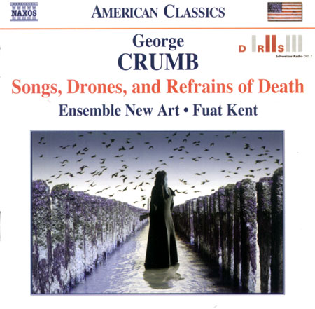 x0whlg George Crumb   Songs, drones and refrains of death / Quest (2006)