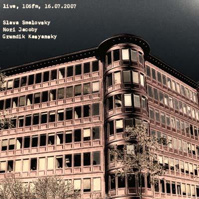 live, 106fm, 16.07.2007