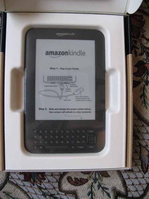 16903 original - Kindle 3: отзыв счастливого покупателя