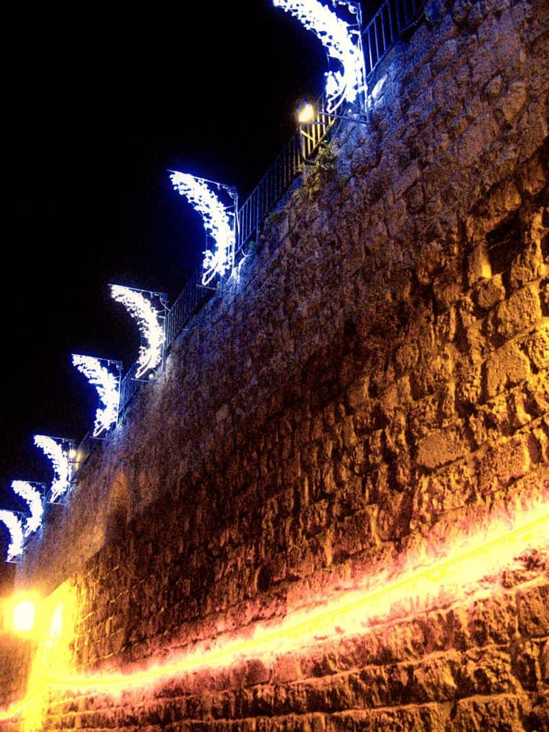 21080 original - Ночной фестиваль Света в Иерусалиме