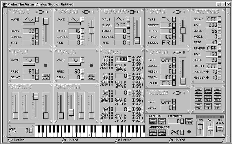 35 - Лекция 8: Виртуальные синтезаторы и сэмплеры: обзор