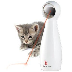 41Rcq4fdz5L. SL500 AA300  - FroliCat BOLT Interactive Laser Pet Toy