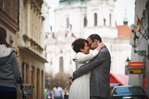 7041776299 85ae226a66 - Несколько фоток со свадьбы