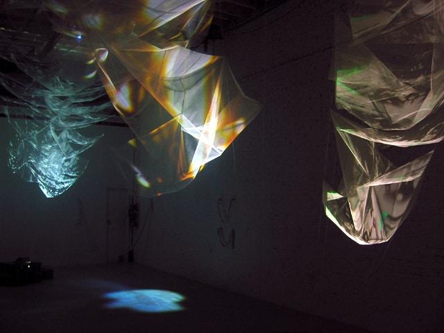 Shige Moriy1 - Фотка с инсталляции форест