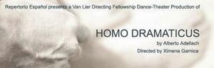 homo dramaticus resize - 24-28.08.05 Theatre-dance piece Homo Dramaticus