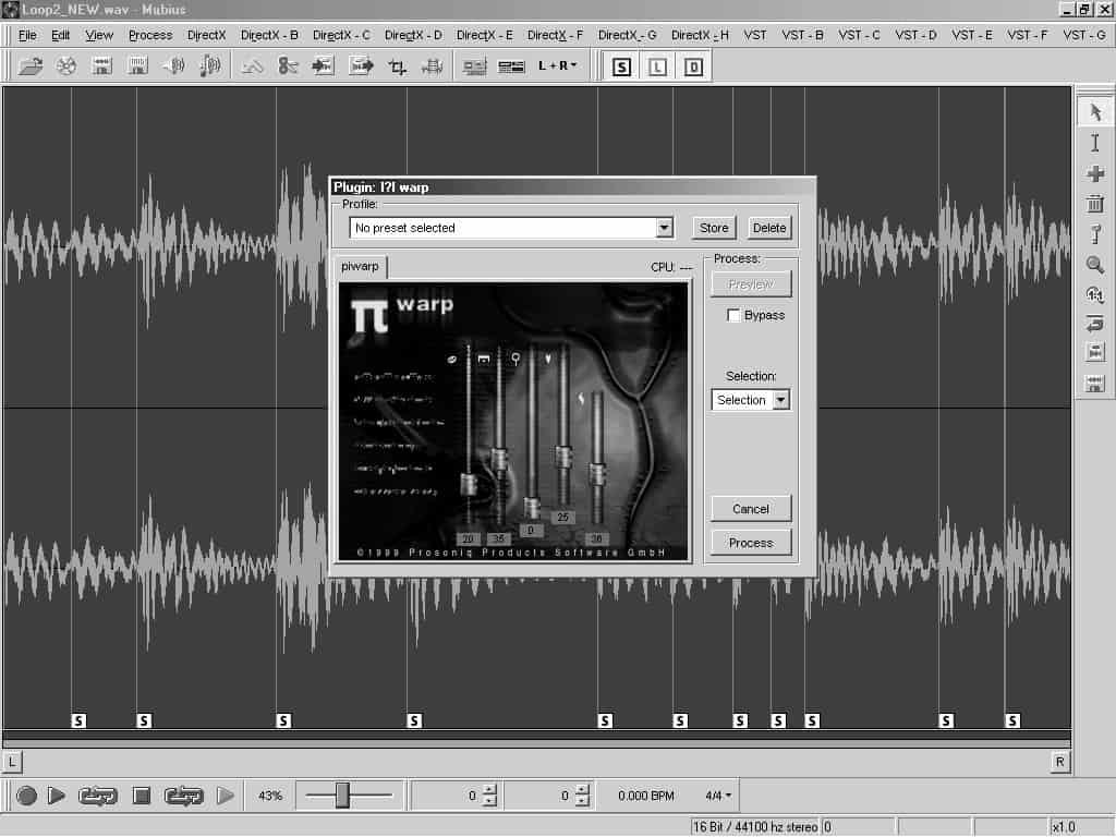 index214 - Лекция 9: С миру по байту… Программы Real Time Sound Comparator и Mobius