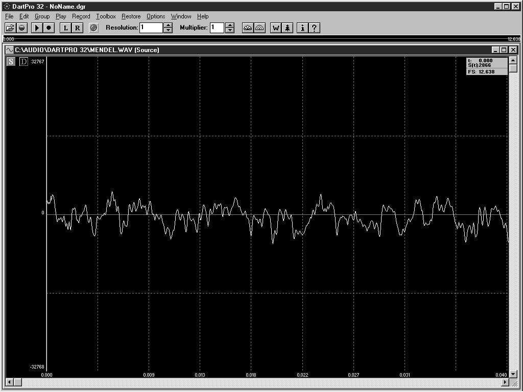 index36 - Лекция 4: Кузница звука: Sonic Foundry — Ах, этот шумный мир