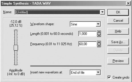 index42 - Лекция 3: Кузница звука: Sound Forge
