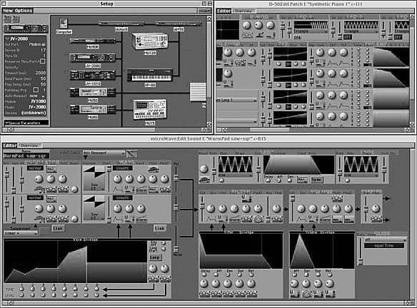 index78 - Лекция 9: С миру по байту… Программы Real Time Sound Comparator и Mobius