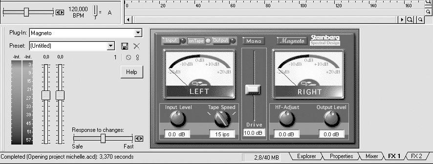 index81 - Лекция 3: Кузница звука: Sound Forge