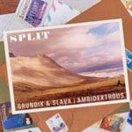 split - Split with Ambidextrous, 2003 (FACTDUCK CD001)