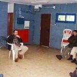 Я на НЛП-презентации 2003