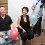 Алексей Борода и Ирина Гитин - мастера 2011