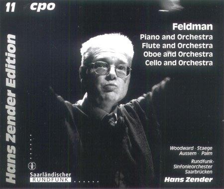 Morton Feldman   Piano, flute, oboe & cello and orchestra (1997)