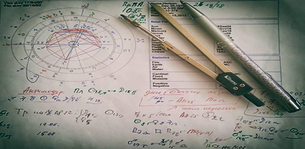 Astrologiya proekt - Астрология / Вся жизнь на одной карте