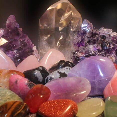 Kamni proekt 469x469 - Камни и минералы / Энергия звезд на Земле