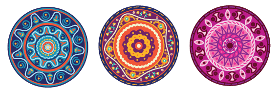 mandaly - Мандалы сущностных состояний (новая психотехнология)