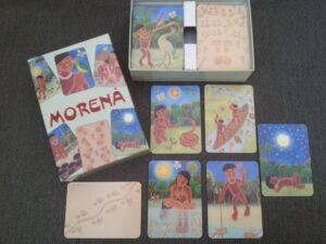 Самоучитель работы с колодой Morena