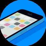 0009 iPhone 5c Blue 150x150 - Аудиотренинг. Как быстро победить телефонофобию?
